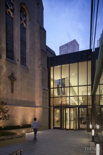 Well connected – Gensler addition to historic church