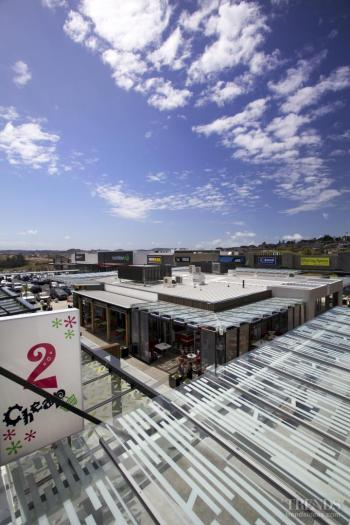 Raising the bar for retail – Naylor Love leads Silverdale Centre construction