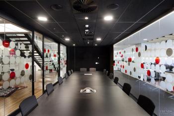 8 Mahuhu gateway office building