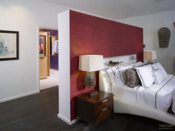 Point of difference – master suite in house by Staffan Svenson