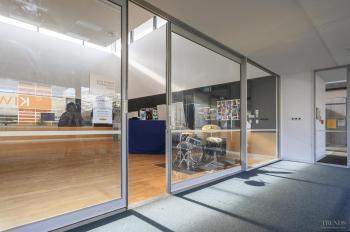 Intelligent face – school aluminium window and door systems by Express Aluminium Ltd