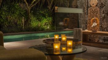 Tropical splendour in Bali