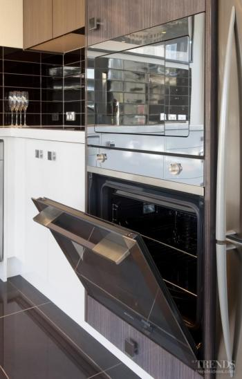 Equipped for the high life  with Smeg applianes