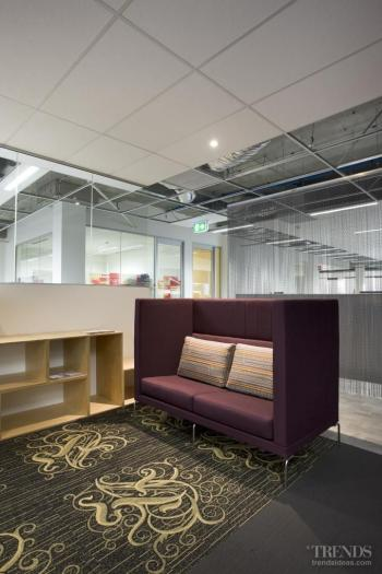 Starting over – new office for engineering firm
