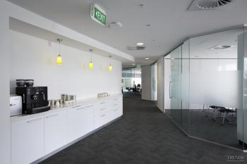 on the move – new GHD Centre fit-out
