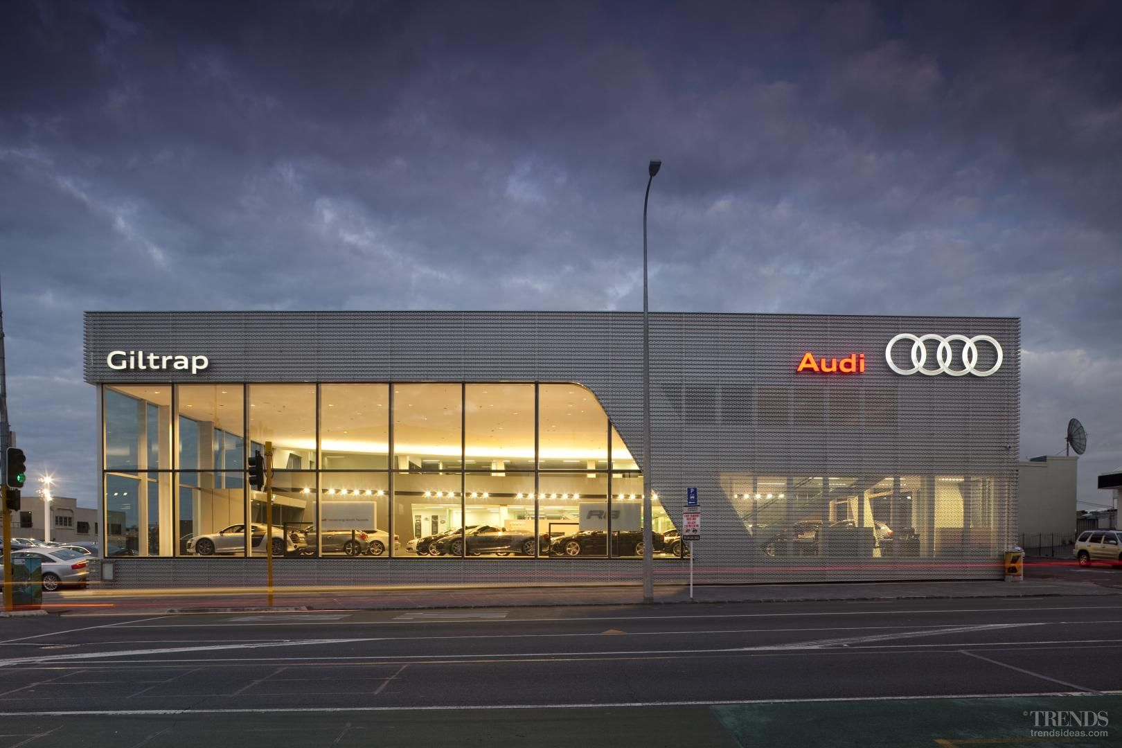 Kiefer Car Dealership