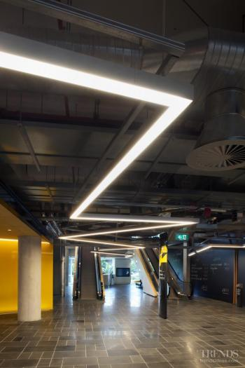Shine on – Aesthetics Lighting at ASB North Wharf