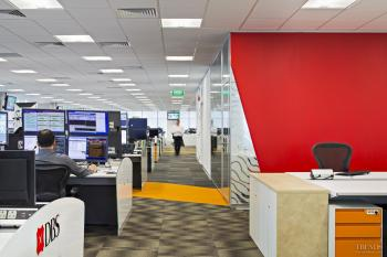 productive harmony for DBS, Singapore
