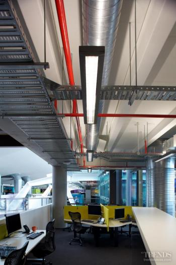 Red alert – fire protection at ASB North Wharf