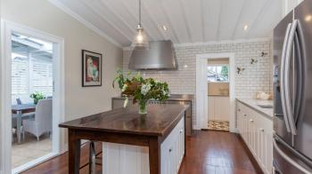 Kitchen lighting design by Sophia Cogswell. Image: 12