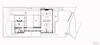 Measure for measure – tiered design by Utz-Sanby Architects