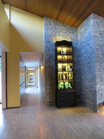 Hallway lighting - Queenstown. Image: 3