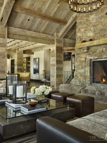 The big country – rustic home with interiors by Lisa Kanning