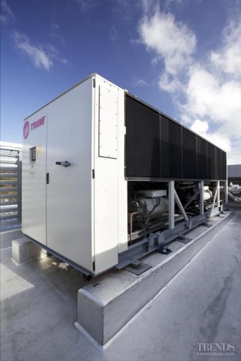 power HVAC pairing – McAlpine Hussmann and Trane