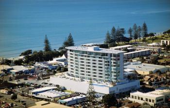 Beachside high-rise