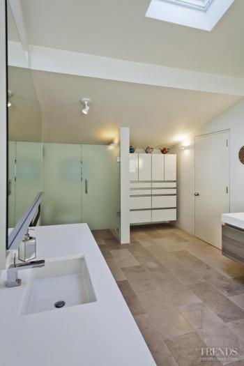 Remodeled bathroom by Partners 4