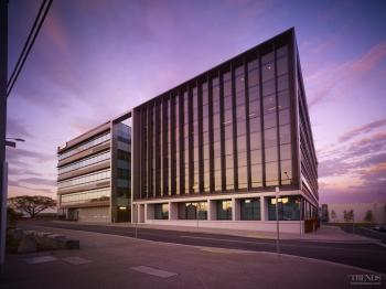 Pride of place – new Lion offices at Homebush
