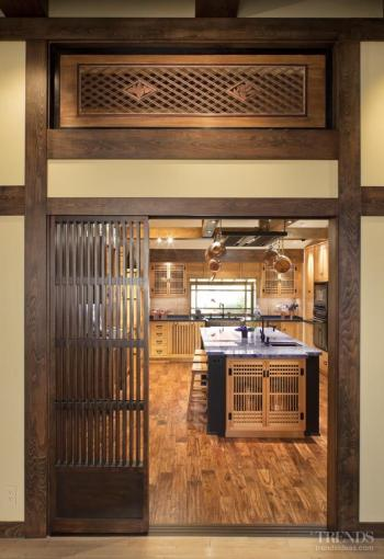 Eastern Treasure Trove Traditional Japanese Kitchen By