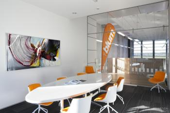 Smooth transition – new office for Blum