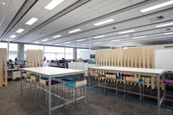 Quad5 building head office for Auckland Airport