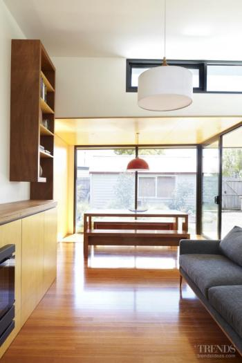 Hidden from sight – modern addition to heritage home