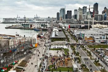 Charting a new course – Waterfront Auckland