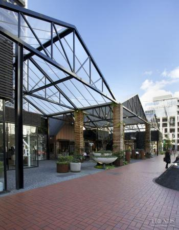 Quick turnaround – Britomart project by Bracewell Construction