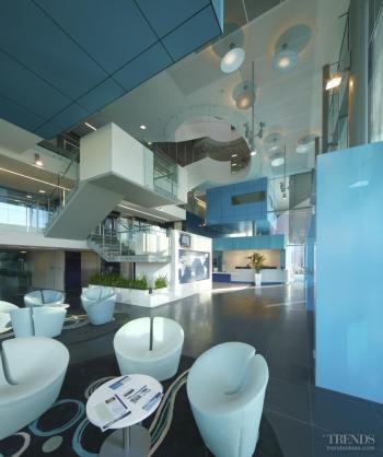 Permanent mooring – new HQ for Port of Brisbane
