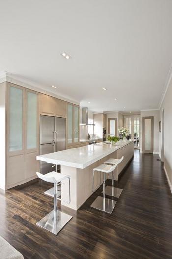 French Oak Kitchen. . Image: 11