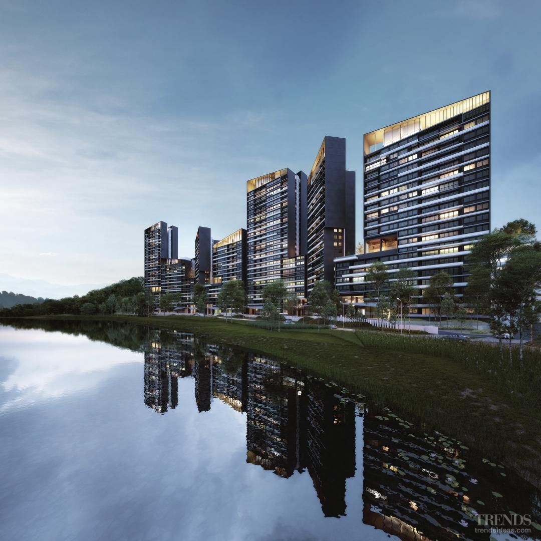 Perfect vision – Dream City, Bluwater Estate at The Mines