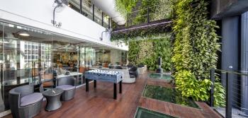 Imagine this – creative office fit-out by Space Matrix