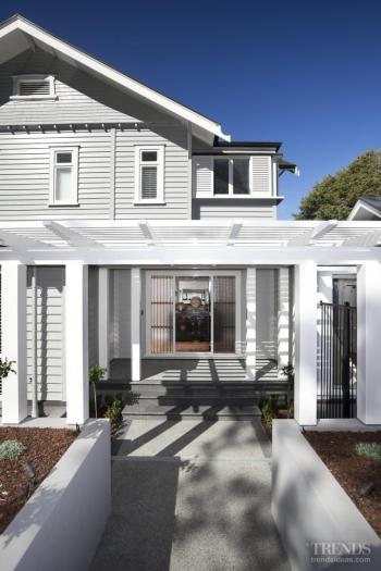 Character study - 1920s double storey bungalow renovation by Scarlet Architects