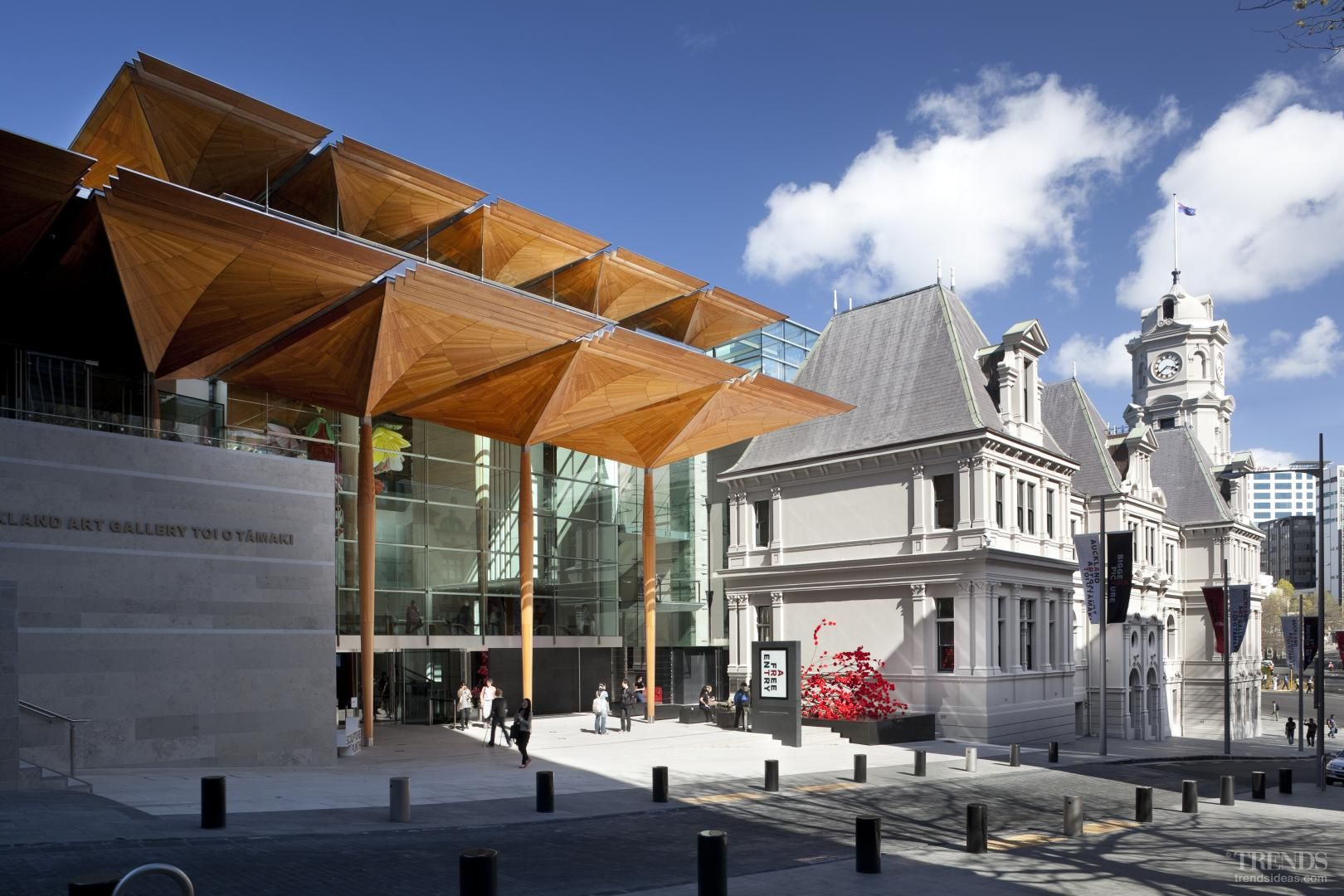 The Auckland Art Gallery Engages With The