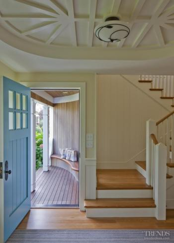 Look both ways – house designed and built by Polhemus Savery DaSilva Architects Builders