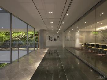 Applied geometry – Tamdeen Group headquarters