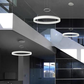 Circ LED Pendant. Image: 7