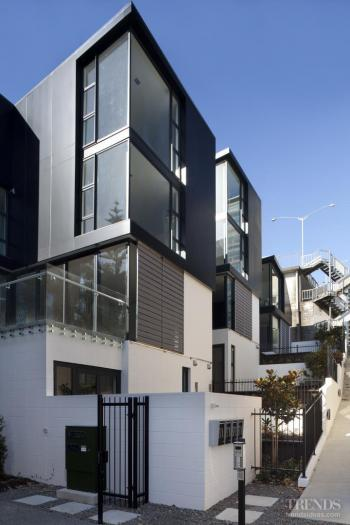 Multifaceted approachof a tricky site in this inner-city suburb
