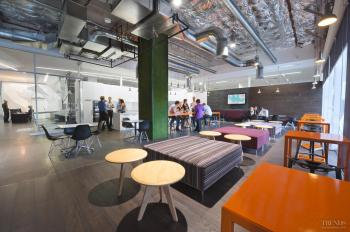 Express purpose – Wood & Grieve Engineers fit-out by Woodhead