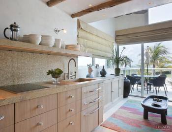 State of nature – Once-bland cabana kitchen remodel by Mick de Giulio