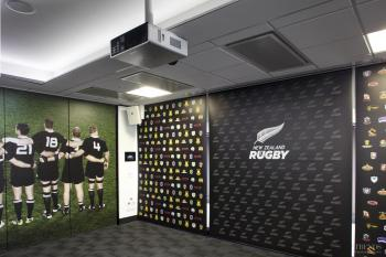 Front-line control – NZRU technology fit-out from Futureworks