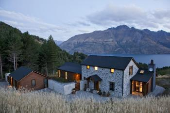 Mountain hideaway near Queenstown