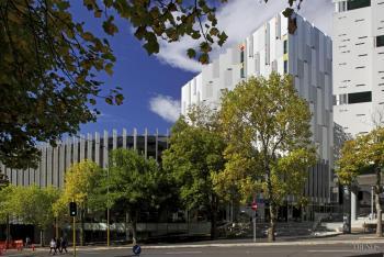 AUT Sir Paul Reeves Building