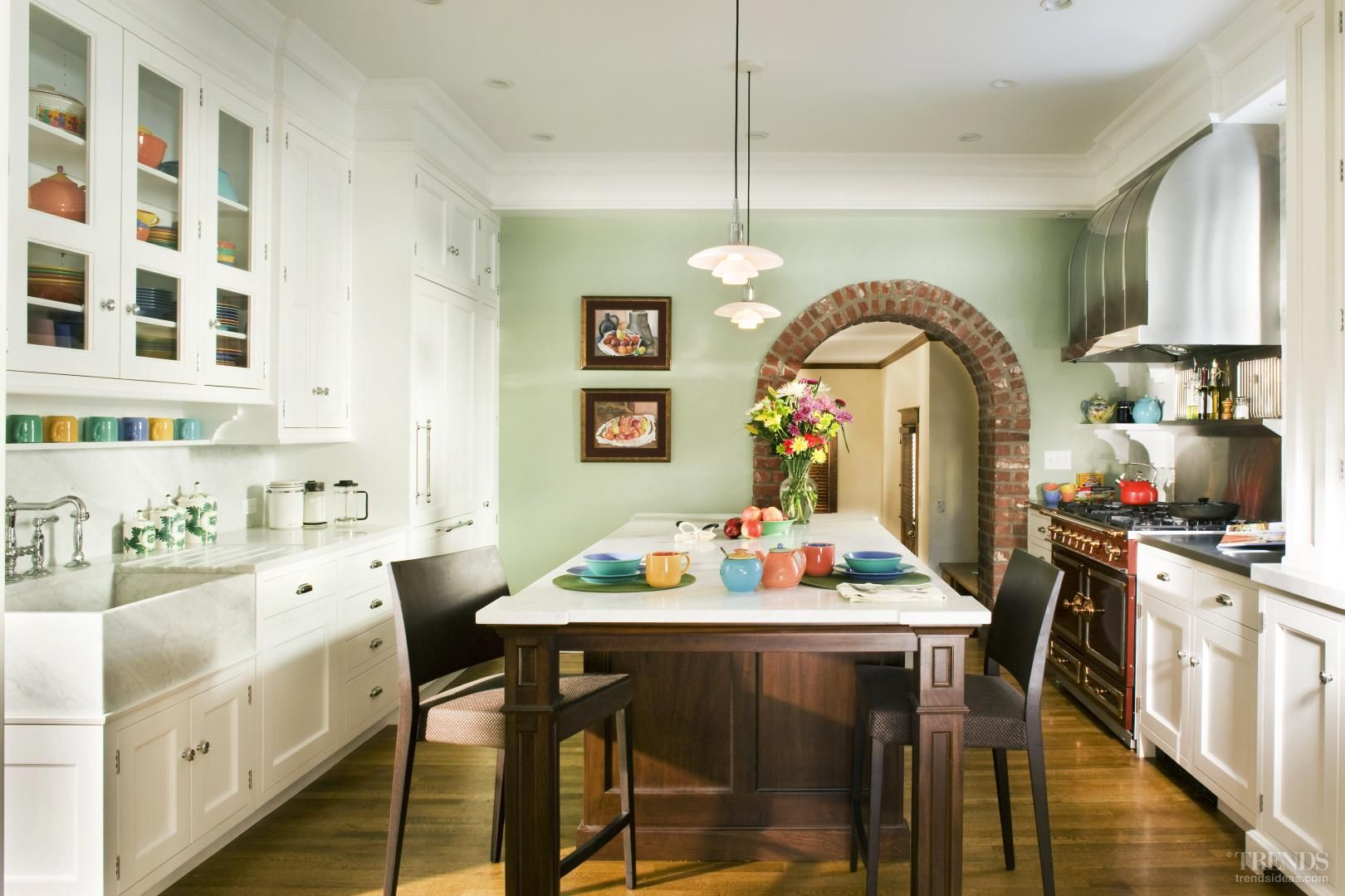 Fresh Start Kitchen In 1920s House Has Full Makeover By Mikal Otten