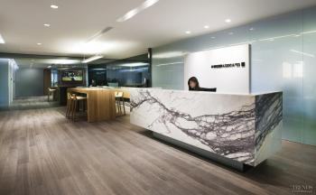 In touch with your world – futuristic own Beijing office design by M Moser