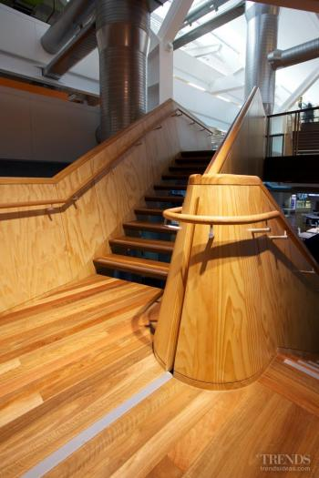 ASB North Wharf floor by Hardwood Technology