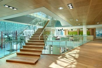 Banking on the future – An innovative bank head quarters in Oman by Atkins and Geyer