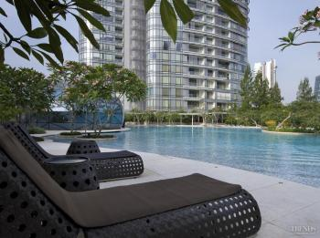 Back to nature – Orchard Residences in Singapore