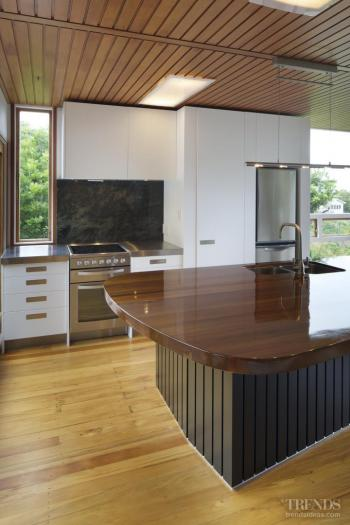Sixties revamp – kitchen by architect John Mills