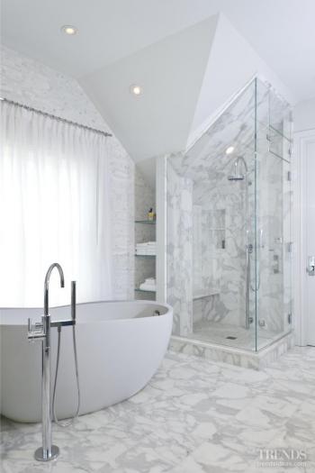 Oasis of calm – master bathroom. Image: 5