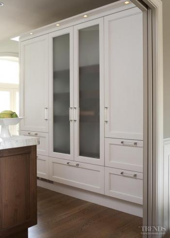 On closer inspection – kitchen with subtle detailing